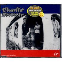 Charlie Brown Jr Cd Single Aquele Luxo 6 Faixas - Raro