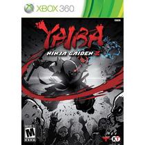 Ninja Gaiden Z Yaiba Xbox 360 Mídia Física Lacrado