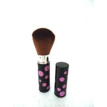Promoção Maquiagem Luxo Pincel Retrátil Pó Ou Blush Mp 12x