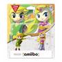 Amiibo Toon Link E Zelda Wind Waker 30 Anos Wii U 3ds Switch