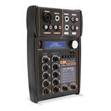 Mesa De Som Automotivo Expert Mx Player Bluetooth Usb Mixer