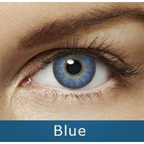 Freshlook Lentes De Contato Azul Blue 1 Ano+brinde + Estojo