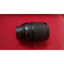 Lente 18 105 Nikon Dx 35-56ged