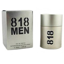 Perfume Lonkoom 818 Men Edt - 30ml - S/celofane