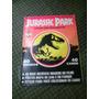 Jurassic Park Album Figurinhas Incompleto S/cards