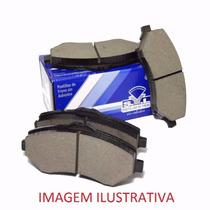 Jogo De Pastilha Dianteira Nissan Tiida 1.8 16v 07 Em Diante