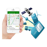 Chip M2m Com Plataforma Localize Fácil De Rastreamento