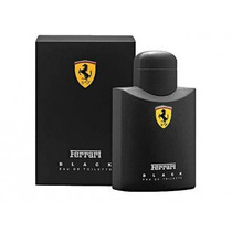 Perfume Ferrari Black 125ml Original Italiano