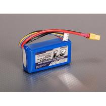 Bateria Turnigy 1300mah 3s 20c Lipo Pack