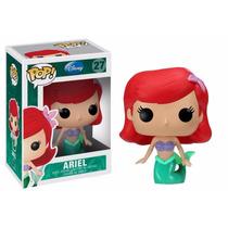 Funko Pop Disney - A Pequena Sereia - Ariel