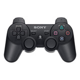 Controle Joystick Sony Dualshock 3 Black