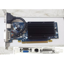 Placa De Vídeo Xfx Geforce 7200gs 256mb/512tc Ddr2 Pci-e