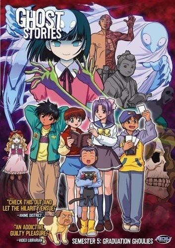 Resultado de imagem para histórias de fantasmas anime