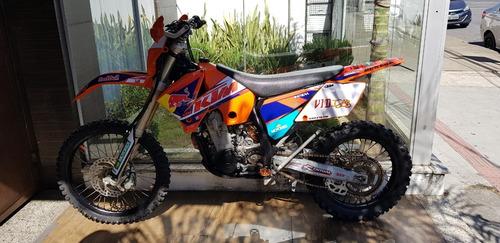 KTM EXC 450 TRILHA 2007
