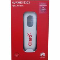Mini Modem Huawei E303 3g Desbloqueado Nacional Anatel