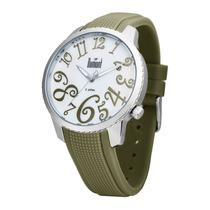Relógio Feminino Dumont Casual Sv45178u Pulseira Silicone