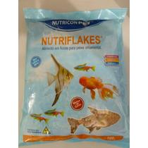 Ração Nutriflakes P/ Peixes Ornamentais De 500gr(promoção)