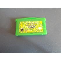 Pokemon Leaf Green Original Game Boy Adv.