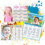 30 Calendário Personalizados 10x15 - Frete Grátis