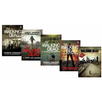 Kit Coleção The Walking Dead + Os Bastidores (5 Livros) !