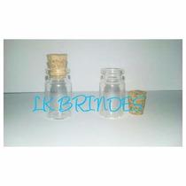 Mini Vidrinho - Para Lembrancinhas Mede 7ml Pcts Com 50 Unid