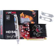 Placa De Video Pcyes Amd Radeon Hd 5450 1gb Vga Hdmi Dvi