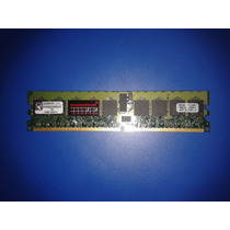 Memoria Para Desktop Kingston 2gb Ddr2 400 Cl3