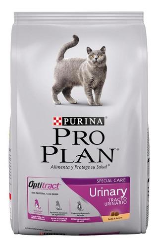 Ração Pro Plan Urinary Gato Adulto Frango/arroz 7.5kg