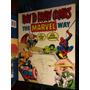 Hq How To Draw Comics The Marvel Way Desenhe Super Herois Ra comprar usado  Jandira