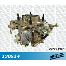 Carburador Escort Corcel Belina Pampa Motor Cht Alcool 1.6