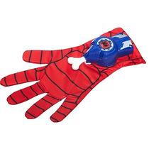 Luva Eletrônica Spider Man Efeitos Espec Homem Aranha Hasbro