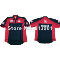 Camisa Yamaha Racing Team - Equipe Dos Boxes