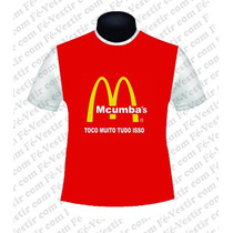 Camiseta Personalizada - Mc Macumba - 254