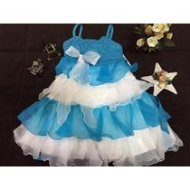Vestido Infantil Festa Aniversário Casamento Formatura Lindo