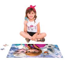 Quebra-cabeça  Grandão - Disney Frozen - 120 Peças - Toyster