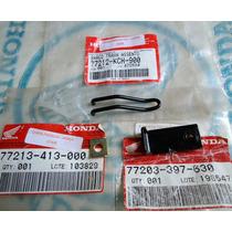 Trava Banco Cg125 Today Ml Titan Turuna Novo Original Honda