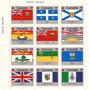 Bloco 2 Canadá 1979 Bandeiras Das Províncias Dia Da Pátria Original