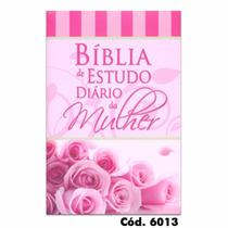 Bíblia Estudo Da Mulher - Diário