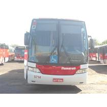 Onibus Rodoviario - Mercedes Benz - O500 R - Busscar - 2008