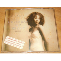 Toni Braxton Unbreak My Heart Cd Single Original Brasil