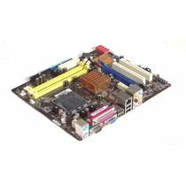 Placa Mãe Asus P5kpl-amse P/ Intel Lga-775 Aceita Ate Quad