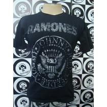 Camiseta Ramones Simbolo