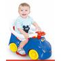 Carrinho Passeio Infantil Criança Bebê Protetor E Empurrador
