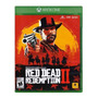 Red Dead Redemption 2 Standard Edition Físico Xbox One Rockstar Games Original