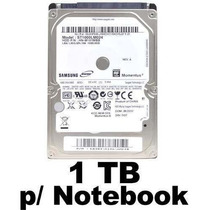 Hd 1tb Notebook Seagate Samsung 2,5 Ps3 Ps4 Macbook Tera