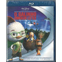 Blu-ray O Galinho Chicken Little - Disney Lacrado