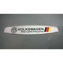 Emblema Badge Volkswagen Voyage Bora Up