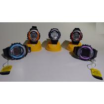 Kit 6 Relógio Masculino A Prova Dágua Watch Elegante Sport