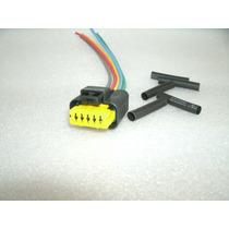 Conector Plug Pedal Do Acelerador Eletrônico Citroen
