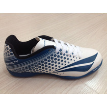 Tenis Penalty Futsal 1260851550 28 A 36 Azul